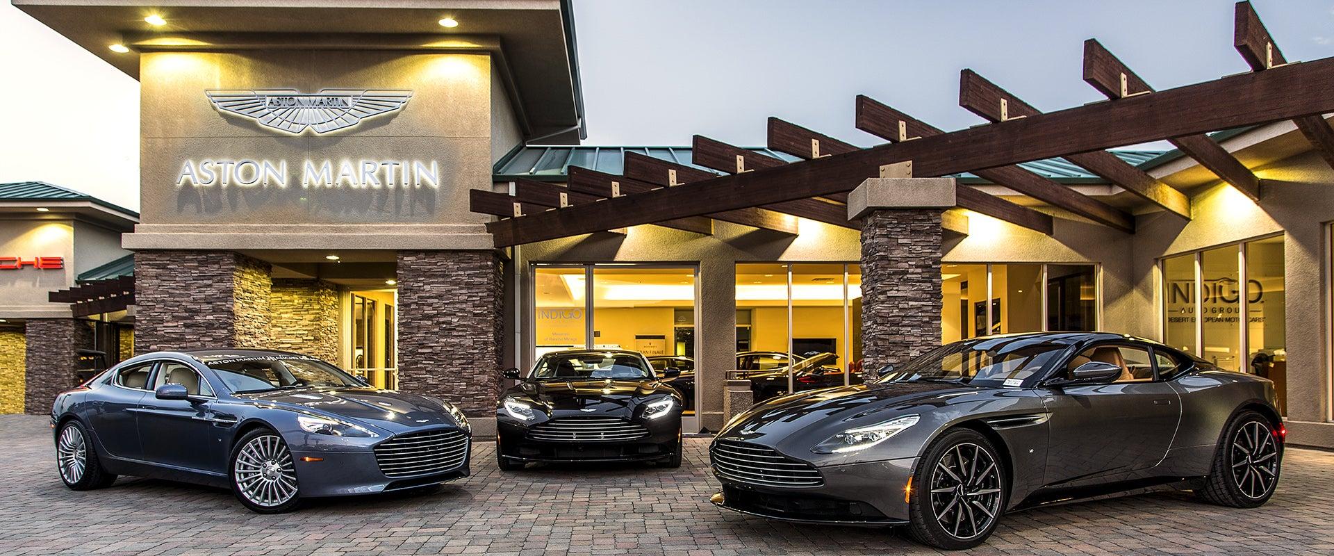 City Driving Rancho Mirage Ca Aston Martin Dealer