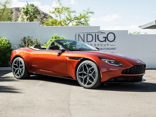 2019 Aston Martin Db11 Volante Rancho Mirage Ca Cathedral City