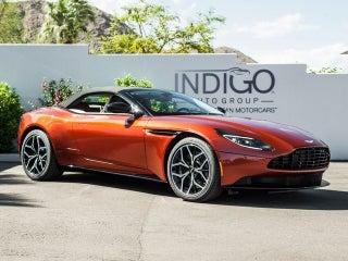 2019 Aston Martin Db11 V8 Volante Rancho Mirage Ca Cathedral City