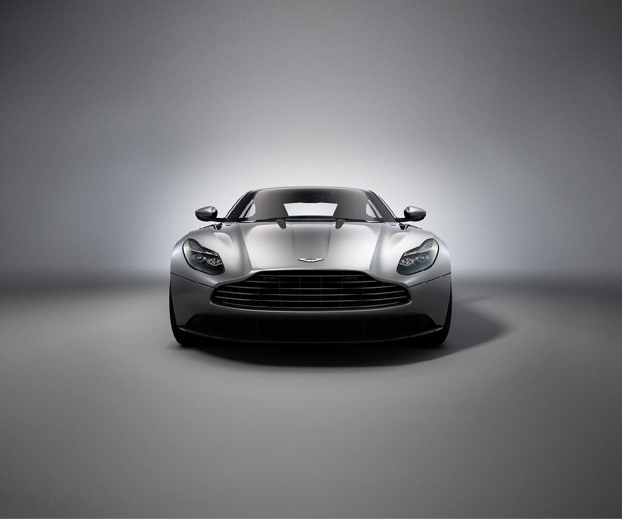 Aston Martin Db11 Serving Beverly Hills