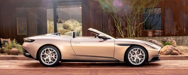 2019 Aston Martin Db11 Volante Rancho Mirage Ca